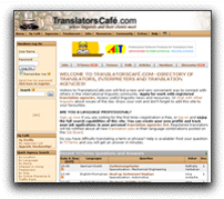 TranslatorsCafe