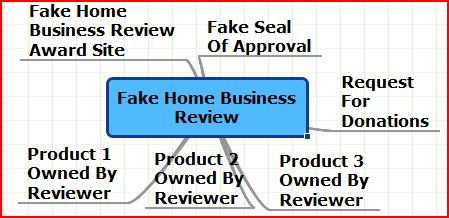 Fake Home Business Reviews