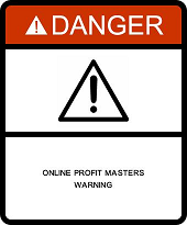 Online Profit Masters Warning