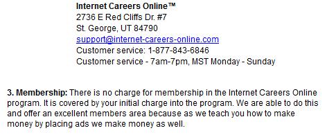 Internet Careers Online Weird Logic